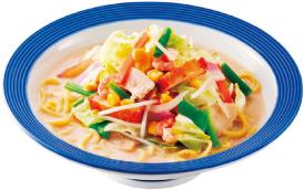 野菜たっぷり栄養満点 本場の味! 長崎ちゃんぽん