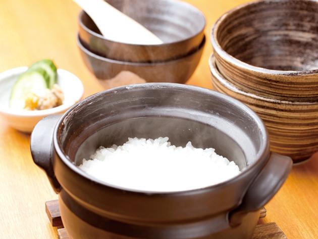"""""""紀州""""が詰まった店が誕生 おいしい土鍋ご飯が炊けています"""