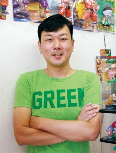 競輪選手を目指していた 玩具店のオーナー