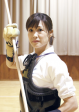 国内外で活躍! 和歌山の女流武士 なぎなた競技 山本千代選手