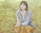 宮嵜朋子日本画展