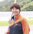 練習成果はおのずと結果に 目標は60m越え! 陸上競技(やり投げ) 助永 仁美 選手