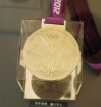 ロンドン五輪で田中佑典選手(体操)が獲得した銀メダルも間近に