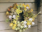 花のタネまきとリース作り教室