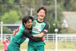 関西リーグ第1節レポート 7ゴール無失点でリーグ首位発進