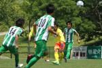 関西リーグ第6節レポート 2位との勝ち点差8に開く首位独走