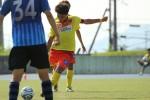 関西リーグ第8節レポート 白方のハットトリックで逆転勝利