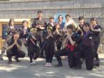毎週日曜限定のイベント、親子で体験できる 和歌山城で忍者になろう!