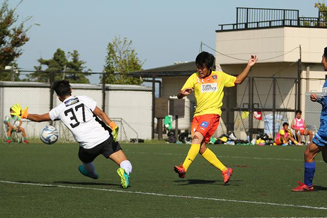 関西リーグ第12節レポート 今季リーグ戦初の黒星喫す