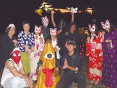 ハロウィーンと妖怪イベントでぶらくり丁から和歌山城一帯で盛り上がる