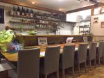 女性オーナーが生み出す創作料理 魚料理やパスタ、和・洋のメニュー充実