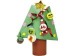 こぴちゃんの手作りおもちゃ クリスマスツリー