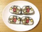 かおり巻子・デコ巻き寿司