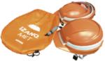 いざというときに役立つ防災グッズ プレゼント「折りたたみ式防災用ヘルメットIZANO」