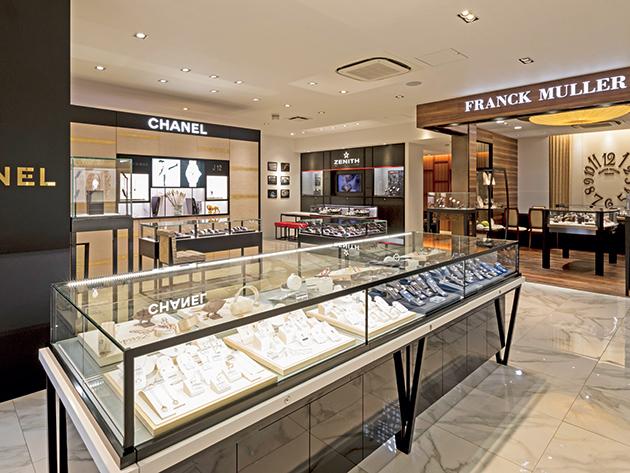 国内最大級の売り場を誇る専門店 開店10周年の節目にリニューアル