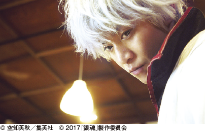 銀魂(ぎんたま) 7月14日(金)ロードショー ■ジストシネマ和歌山 ■イオンシネマ和歌山