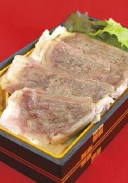 和牛館特製ステーキ弁当