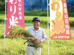 和歌山県で育てられた「つや姫」 この秋に収穫され、市場に初登場
