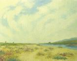 ロビー展・紀の川の秋