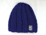 0.5woolで編む帽子