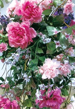 フローラル彩花アート作品展