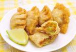 思わず食べちゃう!野菜がおいしくなるレシピ「ニンジンとサツマイモの包み揚げ」