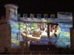 光の祭典フェスタ・ルーチェにプロジェクションマッピングが登場!