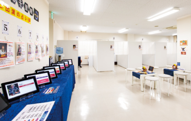 和歌山駅前に人気の占いの館が登場 20分2000円からと明確な料金設定