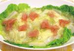 思わず食べちゃう!野菜がおいしくなるレシピ「白菜の生餅(きもち)」