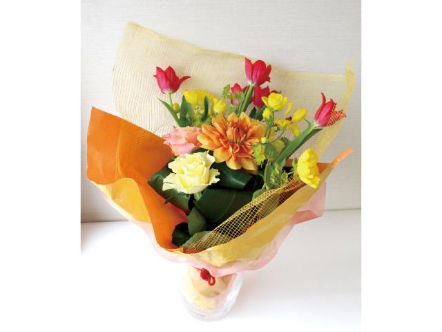 今日から始める ボタニカルライフ 移ろう季節を身近に感じる ~生花をお部屋に編~