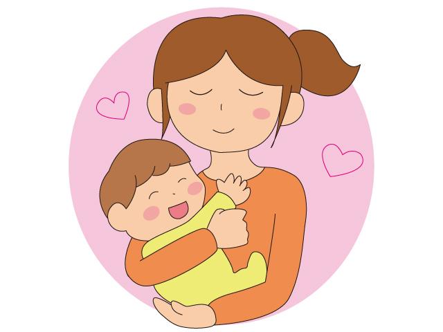 """0・1・2歳は人生の基礎 愛されている信頼を""""7秒抱っこ""""で育もう"""