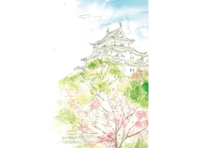 和歌の浦画塾・淡彩画展