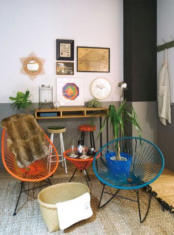 夏を彩るインテリアコーディネート 素材や配色を組み合わせ 涼しさ、さわやかさを演出