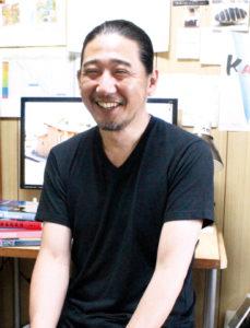 野坂 寛道さん