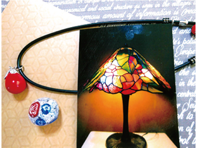 ガラス工芸を楽しむ