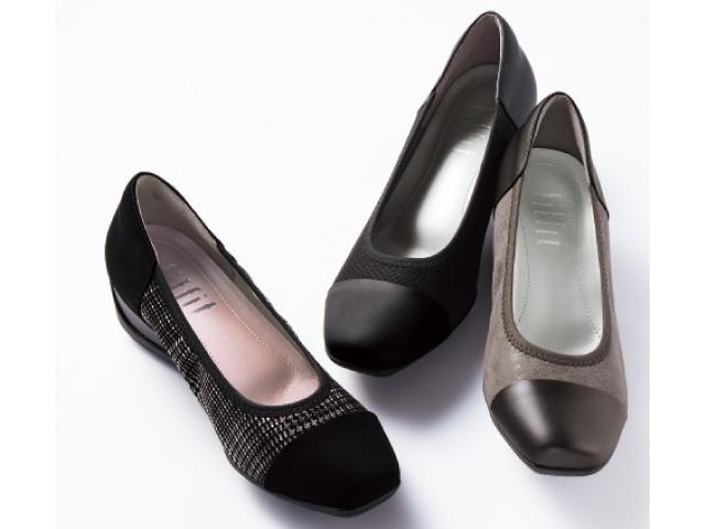 fitfit(フィットフィット)「外反母趾にもやさしい靴」