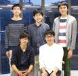 上段㊧から中尾比呂人さん、齊藤尚輝さん、藤本多敬さん、下段㊧から近藤忠仁さん、西川聖哲さん