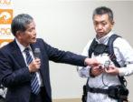 和歌山大学発の企業が開発<br>パワーアシストスーツ販売へ