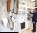 イマドキの設備機器【トイレ】 消エネに加え、機能面が充実 選択は掃除のしやすさを重視
