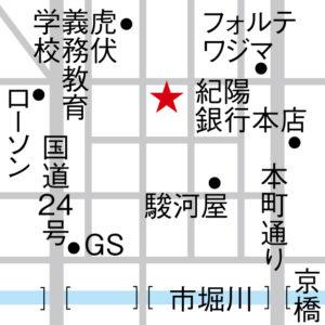 フランダースmap