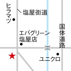 コンテナmap