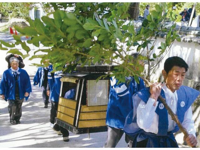 第12回 おとう祭り 〜子どもが担う神事〜