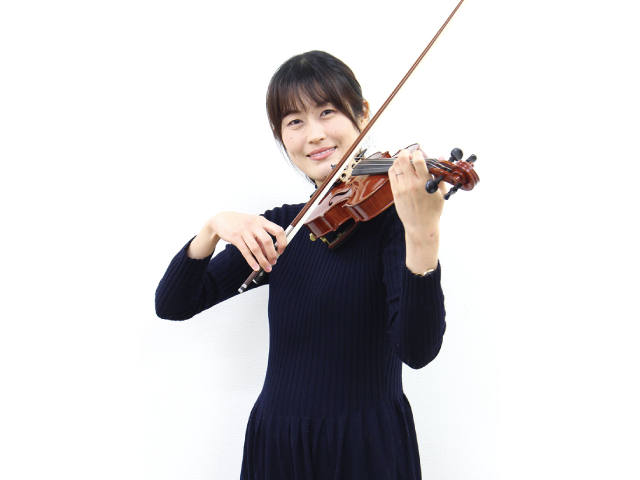 """""""リケジョ""""のバイオリン講師趣味から仕事に"""