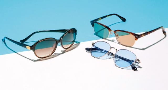 眼鏡市場 度付サングラスセット 1万800円