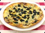 小カブのおかずピザ