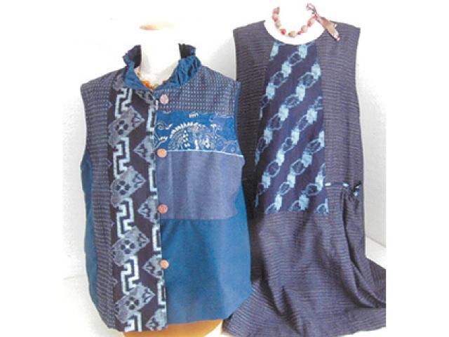 春の着物リメイク展