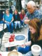 米国・フロリダ州で作品を展示 陶芸家・清水さんが交流深める