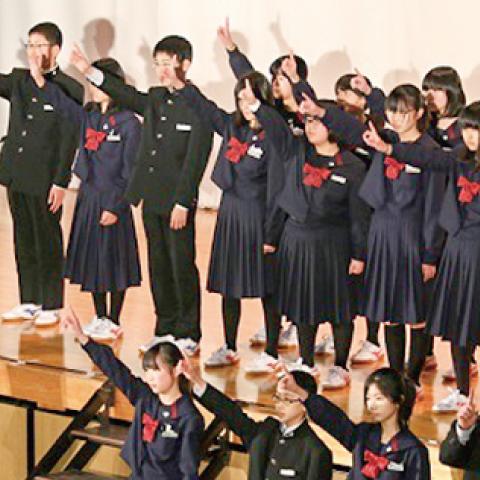 和歌山の公立中高一貫校 県立 桐蔭 中学校