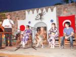 エルトゥールル号の船長の孫と救出した大島村民の玄孫が対面<br/> トルコ・ボドルム市で式典、友好・姉妹都市提携を視野に
