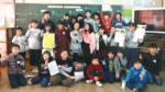 有功東小学校4年風組が「フードドライブ」を実施 余っている食べ物、預かります!